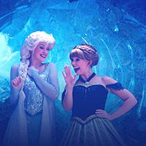 Frozen - das Musical Tickets