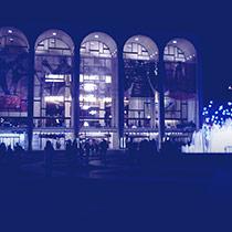 Metropolitan Opera Billets
