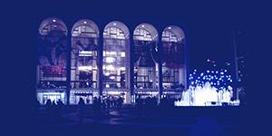 Metropolitan Opera Theaterkarten